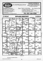 Map Image 011, Martin County 1987