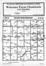 Map Image 013, Martin County 1987
