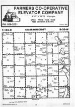 Map Image 017, Martin County 1987