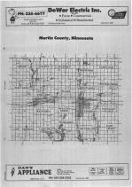Index Map, Martin County 1988