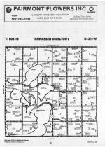Map Image 007, Martin County 1988