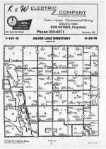 Map Image 009, Martin County 1988