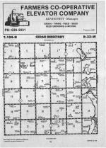 Map Image 013, Martin County 1988