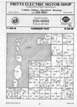 Map Image 027, Martin County 1988
