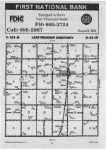 Map Image 032, Martin County 1988