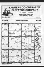 Map Image 011, Martin County 1989