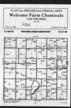 Map Image 014, Martin County 1989