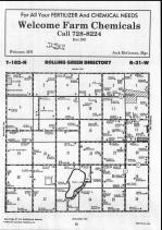 Map Image 015, Martin County 1990