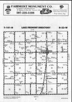 Map Image 031, Martin County 1990