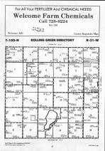 Map Image 014, Martin County 1991