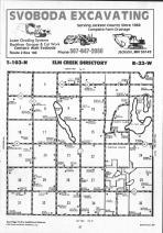 Map Image 023, Martin County 1991