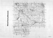 Index Map, McLeod County 1987