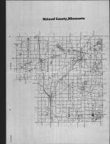 Index Map, McLeod County 1989