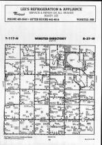 Map Image 001, McLeod County 1990