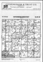 Map Image 014, McLeod County 1990