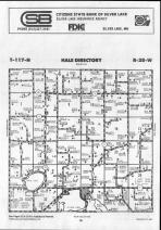 Map Image 026, McLeod County 1990