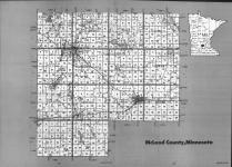 Index Map, McLeod County 1991