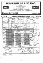 Map Image 031, Meeker County 1983 Published by Farm and Home Publishers, LTD
