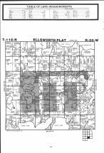 Map Image 032, Meeker County 1983 Published by Farm and Home Publishers, LTD