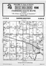 Map Image 001, Meeker County 1987