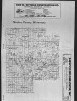Index Map, Meeker County 1989