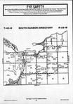 Map Image 001, Mille Lacs County 1986