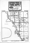 Map Image 027, Mille Lacs County 1986