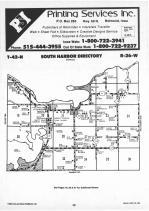 Map Image 003, Mille Lacs County 1987