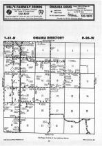 Map Image 009, Mille Lacs County 1987