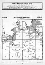 Map Image 036, Mille Lacs County 1987