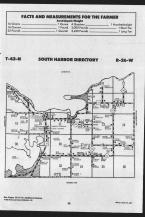 Map Image 001, Mille Lacs County 1989