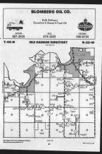 Map Image 034, Mille Lacs County 1989