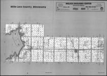 Index Map, Mille Lacs County 1990