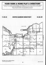 Map Image 001, Mille Lacs County 1990