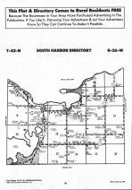 Map Image 001, Mille Lacs County 1991