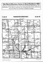 Map Image 003, Mille Lacs County 1991