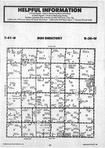 Map Image 045, Morrison County 1988 Published by Farm and Home Publishers, LTD