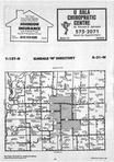 Map Image 065, Morrison County 1988 Published by Farm and Home Publishers, LTD