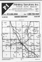 Map Image 055, Morrison County 1989
