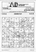 Map Image 053, Morrison County 1990