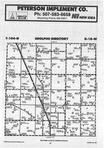 Map Image 007, Mower County 1988