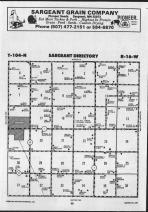 Map Image 007, Mower County 1989