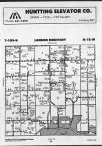 Map Image 039, Mower County 1989