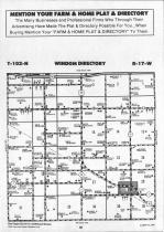 Map Image 001, Mower County 1991