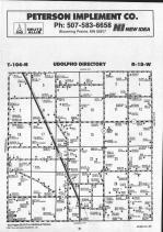 Map Image 005, Mower County 1991