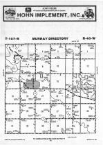 Map Image 009, Murray County 1987