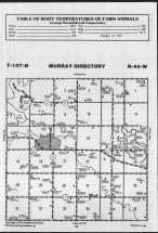 Map Image 010, Murray County 1989