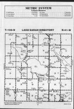 Map Image 034, Murray County 1989