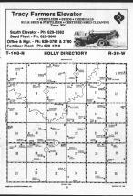 Map Image 039, Murray County 1989