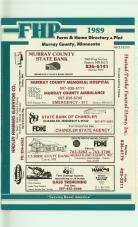 Title Page, Murray County 1989